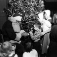 Merry Christmas from all of us at the Creighton University Archives! We wish you a holiday filled with love, joy and peace. Our small gift to you? A few images...