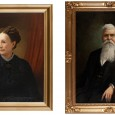 In celebration of Founder's Week, we at the Archives had the opportunity to unveil two newly restored portraits of the Wareham sisters, two of Creighton's founders. While the portrait of...