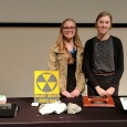 """Congratulations are in order to Dr. Adam Sundberg and his students for the excellent presentations Tuesday (Nov. 28) evening at the Durham Museum for """"Omaha in the Anthropocene."""" (Keep reading...."""
