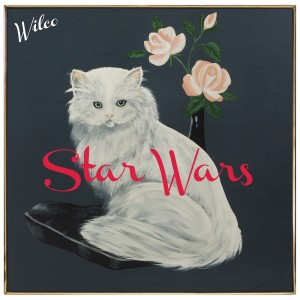 star wars album cover
