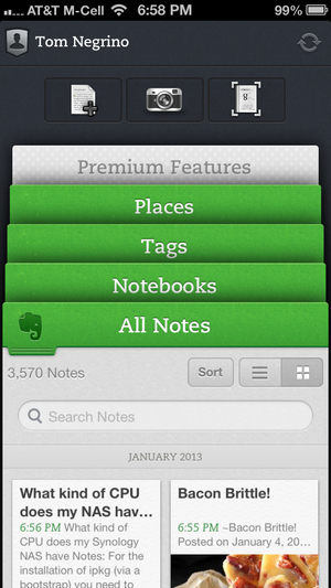 evernote 5 for mac review