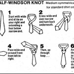 Tie Tips for Guys.
