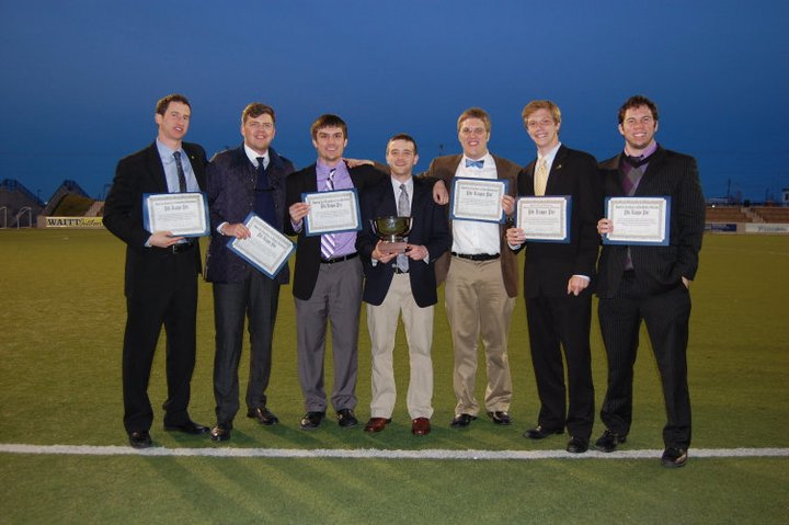 Awards Won by Phi Kappa Psi in Creighton Greek Awards 2011